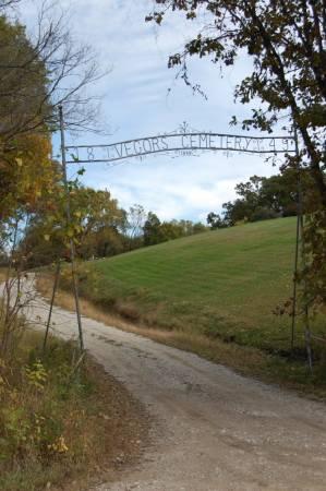 VEGORS, CEMETERY - Webster County, Iowa   CEMETERY VEGORS