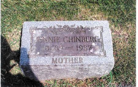 BILSTAD CHINBERG, JENNIE - Webster County, Iowa | JENNIE BILSTAD CHINBERG