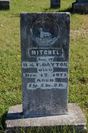 DAYTON, MITCHEL - Webster County, Iowa | MITCHEL DAYTON