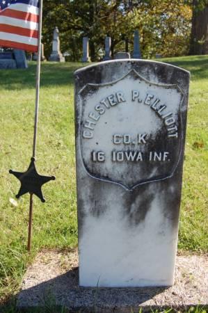 ELLIOTT, CHESTER P. - Webster County, Iowa | CHESTER P. ELLIOTT
