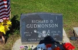GUDMONSON, RICHARD - Webster County, Iowa | RICHARD GUDMONSON