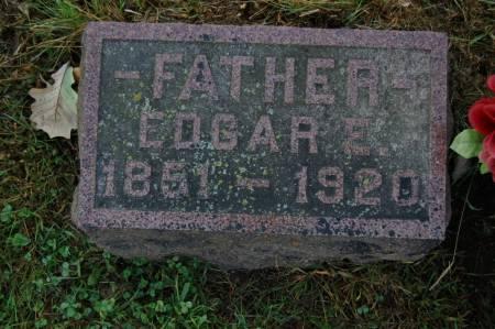 HALL, EDGAR E. - Webster County, Iowa   EDGAR E. HALL