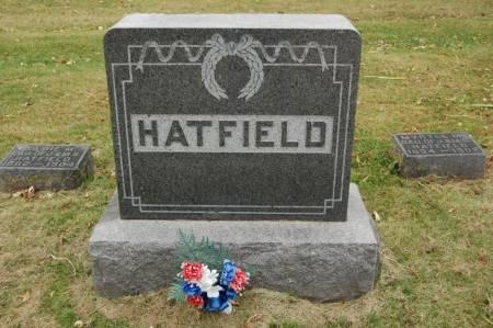 HATIFLELD, FAMILY MONUMENT - Webster County, Iowa | FAMILY MONUMENT HATIFLELD