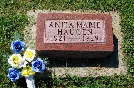 HAUGEN, ANITA MARIE - Webster County, Iowa | ANITA MARIE HAUGEN