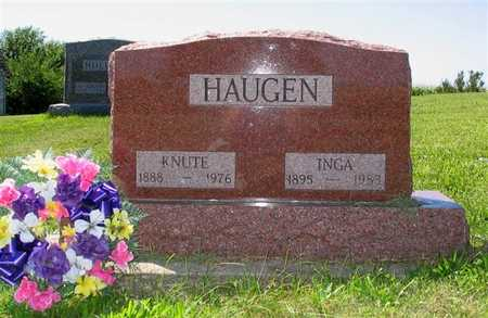 HAUGEN, KNUTE - Webster County, Iowa | KNUTE HAUGEN