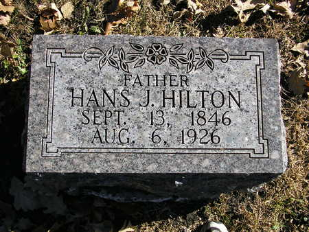 HILTON, HANS - Webster County, Iowa | HANS HILTON
