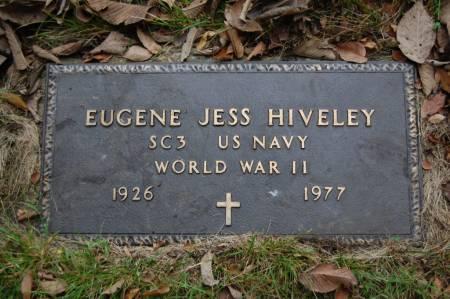 HIVELEY, EUGENE JESS - Webster County, Iowa | EUGENE JESS HIVELEY