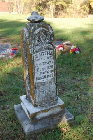 HYATT, MARTHA - Webster County, Iowa | MARTHA HYATT
