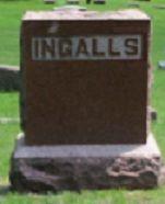 INGALLS, MARKER - Webster County, Iowa   MARKER INGALLS