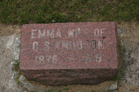 LARSON KNUDSON, EMMA - Webster County, Iowa | EMMA LARSON KNUDSON