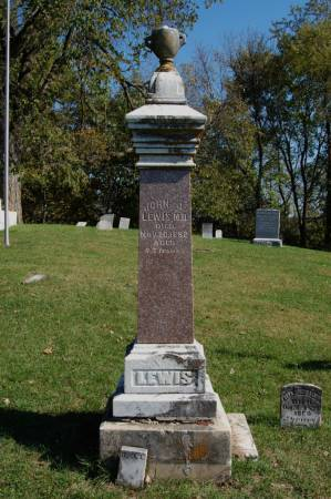 LEWIS, JOHN L. - Webster County, Iowa | JOHN L. LEWIS