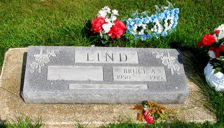 LIND, BRUCE A. - Webster County, Iowa | BRUCE A. LIND
