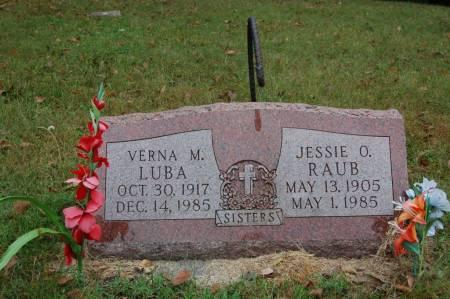 RAUB, JESSIE O. - Webster County, Iowa | JESSIE O. RAUB
