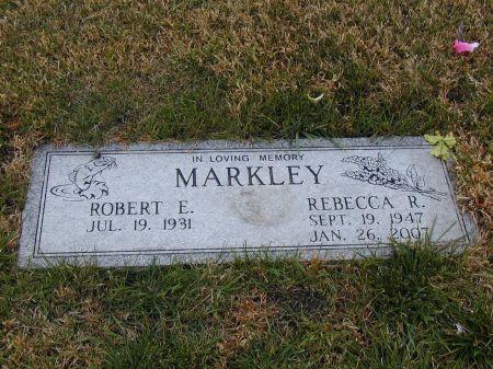 MARKLEY, REBECCA ROSE - Webster County, Iowa   REBECCA ROSE MARKLEY