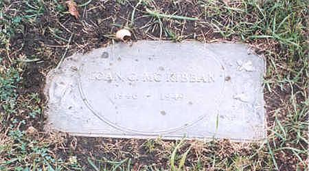 MCKIBBAN, JOAN CAROLYN - Webster County, Iowa | JOAN CAROLYN MCKIBBAN