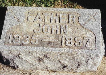 MONAGHAN, JOHN - Webster County, Iowa   JOHN MONAGHAN