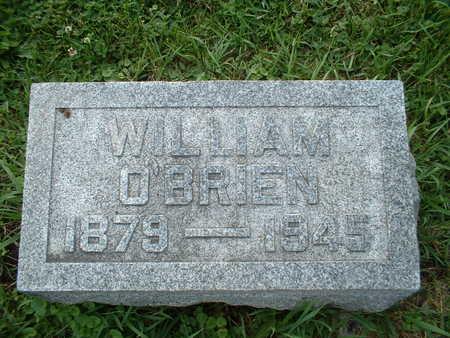O'BRIEN, WILLIAM - Webster County, Iowa | WILLIAM O'BRIEN
