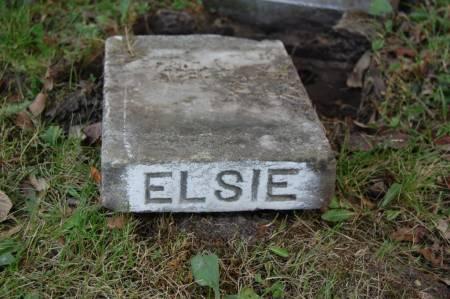 ORR, ELSIE - Webster County, Iowa | ELSIE ORR