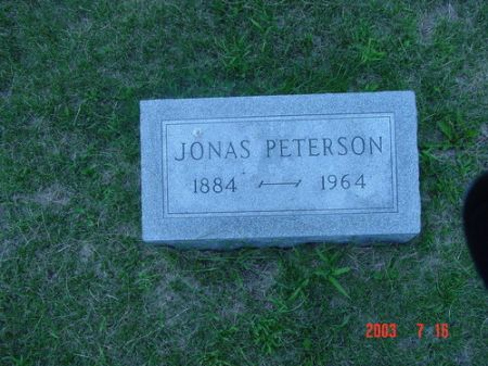 PETERSON, JONAS - Webster County, Iowa | JONAS PETERSON