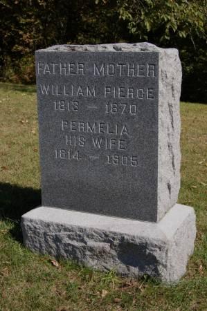 PIERCE, WILLIAM - Webster County, Iowa | WILLIAM PIERCE