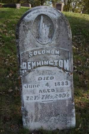 REMINGTON, SOLOMON - Webster County, Iowa | SOLOMON REMINGTON