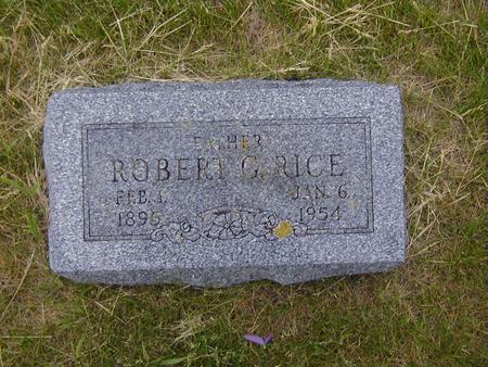 RICE, ROBERT - Webster County, Iowa | ROBERT RICE