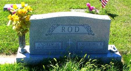 ROD, ENGEBORG K. - Webster County, Iowa | ENGEBORG K. ROD