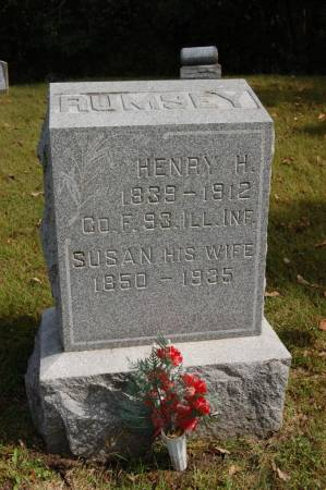 RUMSEY, HENRY H. - Webster County, Iowa | HENRY H. RUMSEY