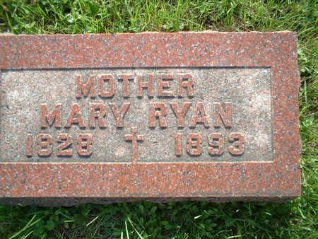 RYAN, MARY - Webster County, Iowa | MARY RYAN