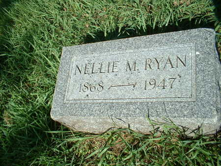 O'CONNOR RYAN, NELLIE - Webster County, Iowa | NELLIE O'CONNOR RYAN