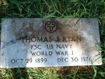 RYAN, THOMAS J. - Webster County, Iowa | THOMAS J. RYAN
