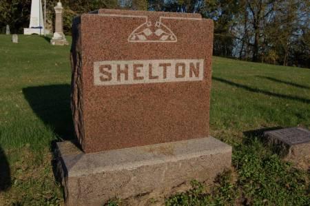 SHELTON, FAMILY MONUMENT - Webster County, Iowa | FAMILY MONUMENT SHELTON