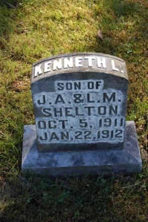 SHELTON, KENNETH L. - Webster County, Iowa   KENNETH L. SHELTON