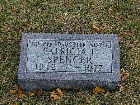 SPENCER, PATRICIA E. - Webster County, Iowa | PATRICIA E. SPENCER