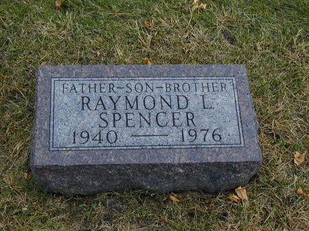 SPENCER, RAYMOND L. - Webster County, Iowa | RAYMOND L. SPENCER