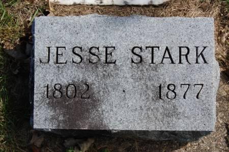 STARK, JESSE - Webster County, Iowa   JESSE STARK