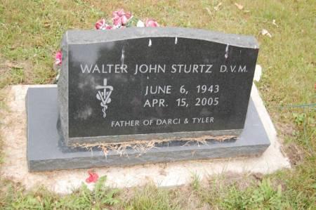 STURTZ, WALTER JOHN - Webster County, Iowa   WALTER JOHN STURTZ