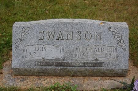 SWANSON, LOIS L. - Webster County, Iowa | LOIS L. SWANSON