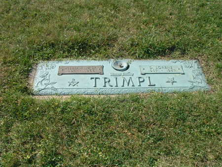 TRIMPL, WILLIAM-DON LORENE - Webster County, Iowa | WILLIAM-DON LORENE TRIMPL