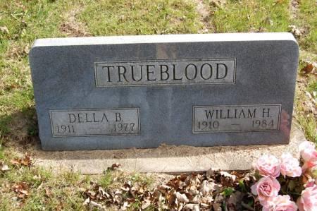 TRUEBLOOD, WILLIAM H. - Webster County, Iowa | WILLIAM H. TRUEBLOOD