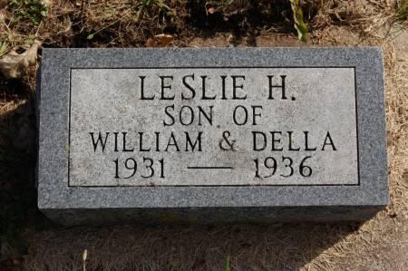 TRUEBLOOD, LESLIE H. - Webster County, Iowa | LESLIE H. TRUEBLOOD