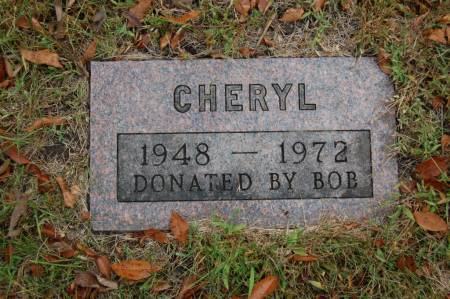 UNKNOWN, CHERYL - Webster County, Iowa | CHERYL UNKNOWN