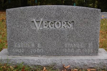 VEGORS, ESTHER E. - Webster County, Iowa | ESTHER E. VEGORS