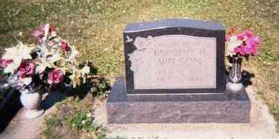 WILSON, DOROTHY - Webster County, Iowa | DOROTHY WILSON