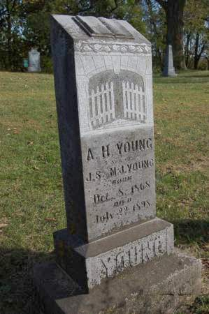 YOUNG, A.H. - Webster County, Iowa | A.H. YOUNG