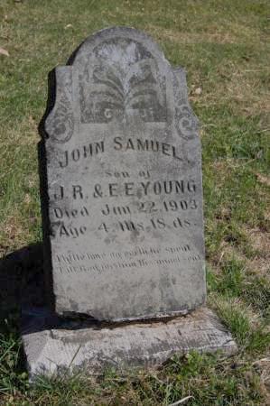 YOUNG, JOHN SAMUEL - Webster County, Iowa | JOHN SAMUEL YOUNG