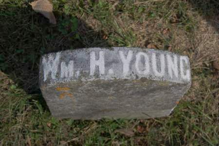 YOUNG, WILLIAM H. - Webster County, Iowa | WILLIAM H. YOUNG