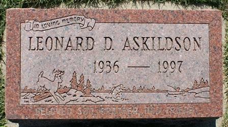 ASKILDSON, LEONARD D. - Winnebago County, Iowa | LEONARD D. ASKILDSON