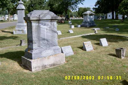 BAYERS, FAMILY  PLOT - Winnebago County, Iowa | FAMILY  PLOT BAYERS