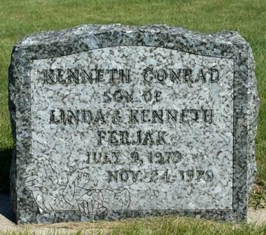 FERJAK, KENNETH CONRAD - Winnebago County, Iowa | KENNETH CONRAD FERJAK